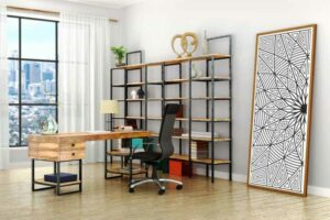 Büroregale – Akten perfekt organisiert