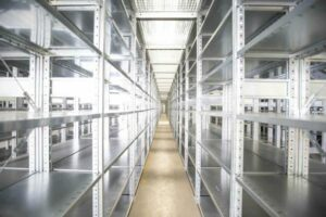 Stahlregale – für extra Stabilität