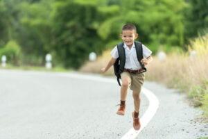 Lederrucksäcke für Kinder