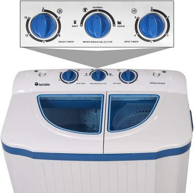 TecTake 4,5kg Miniwaschmaschine