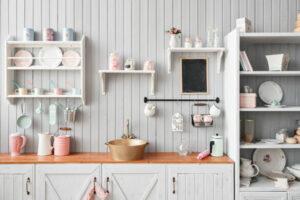 Küchenregal – praktischer Stauraum für die Küche