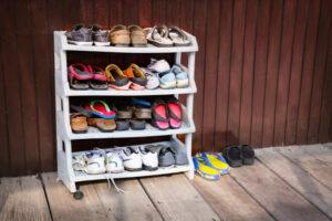 Schuhregale – praktisch und zur Präsentation Ihrer Schuhe