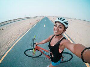 Schalenhelm fürs Fahrrad